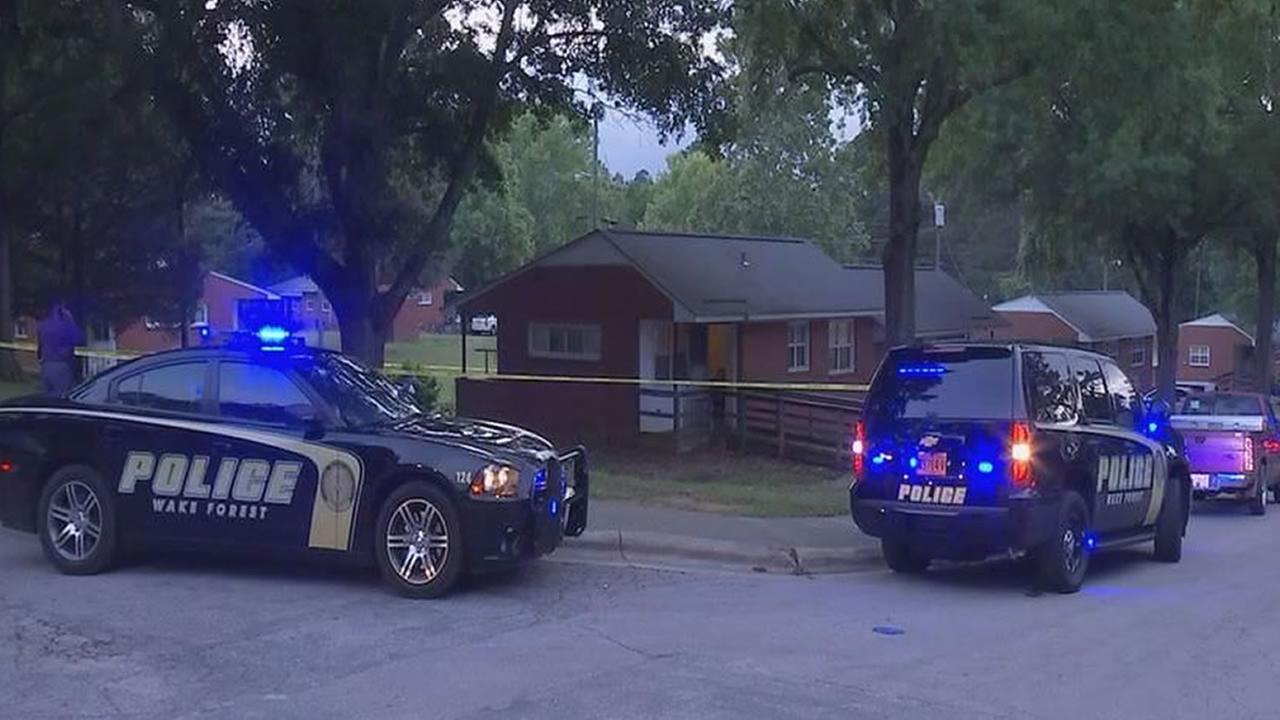 Shooting in Wake Forest