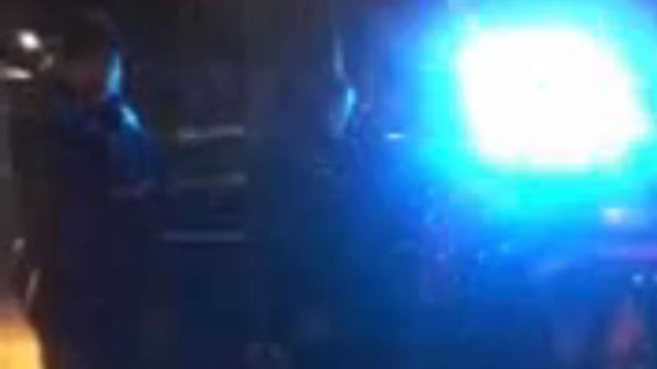 Wake Forest arrest