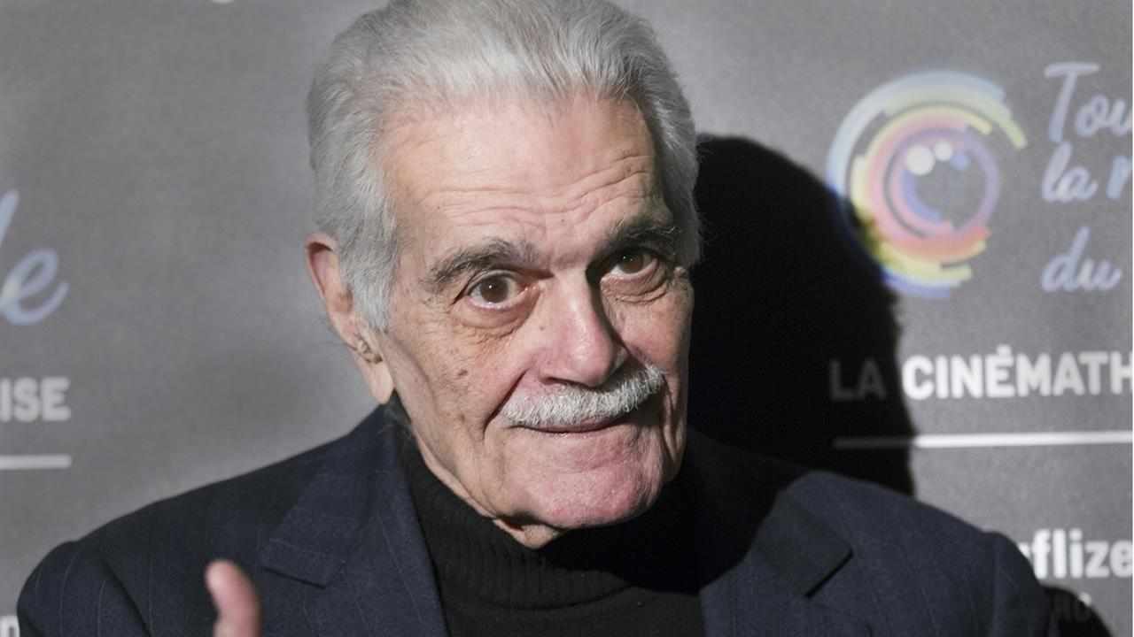 Omar Sharif (AP Photo/ Jacques Brinon)