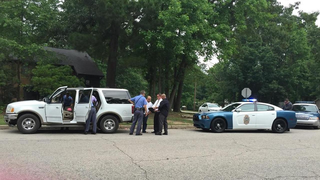 Raleigh police investigate a report of a kidnapping.