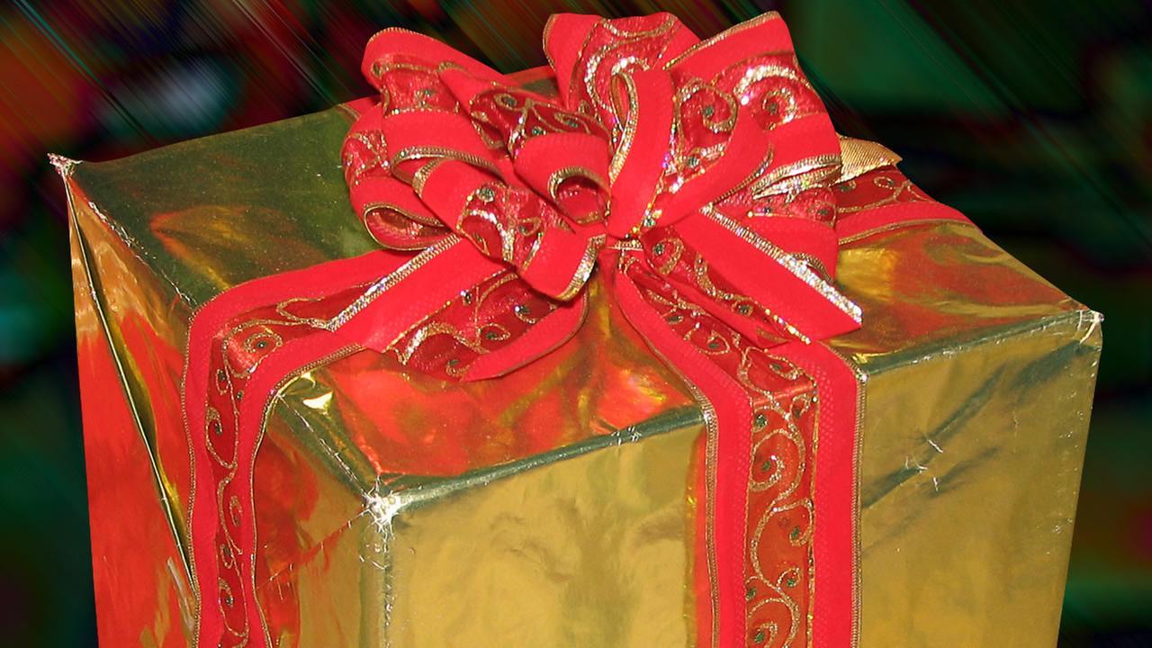 Christmas present generic