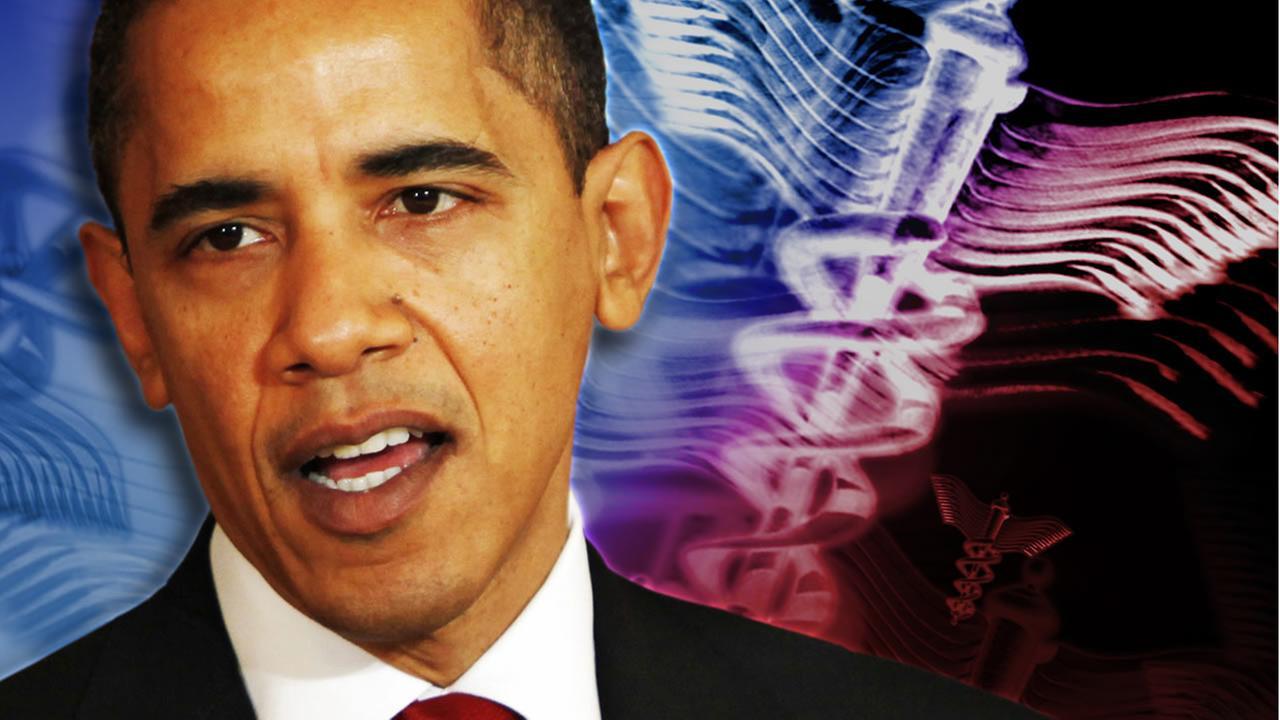Obama health care website