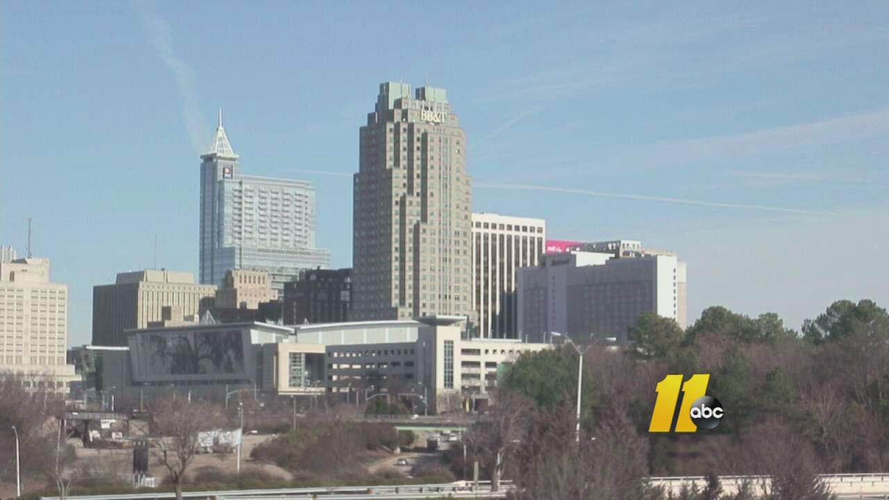 Raleigh skyline generic
