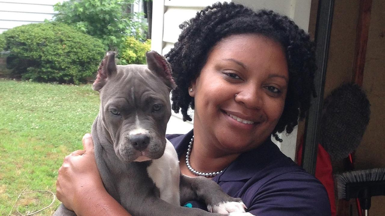 Missing puppy, Raven, was reunited with her owner.