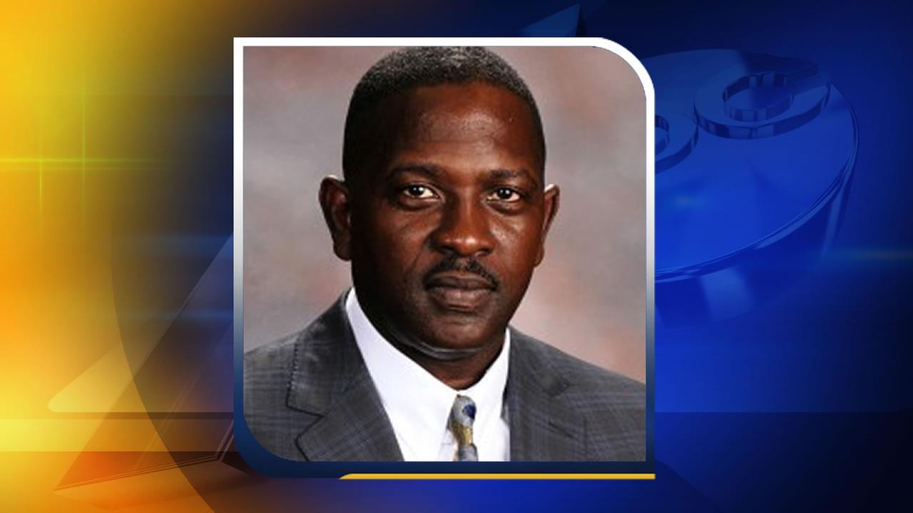 Seventy-First High School Principal Myron Williams