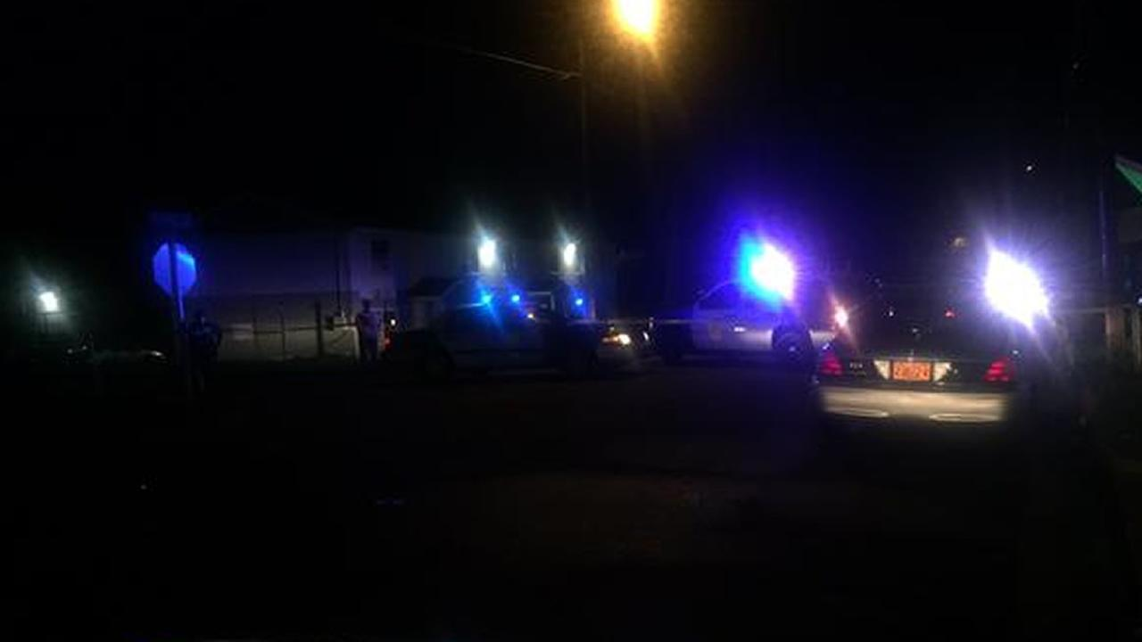 Drive-by shooting on Bragg Street in Raleigh