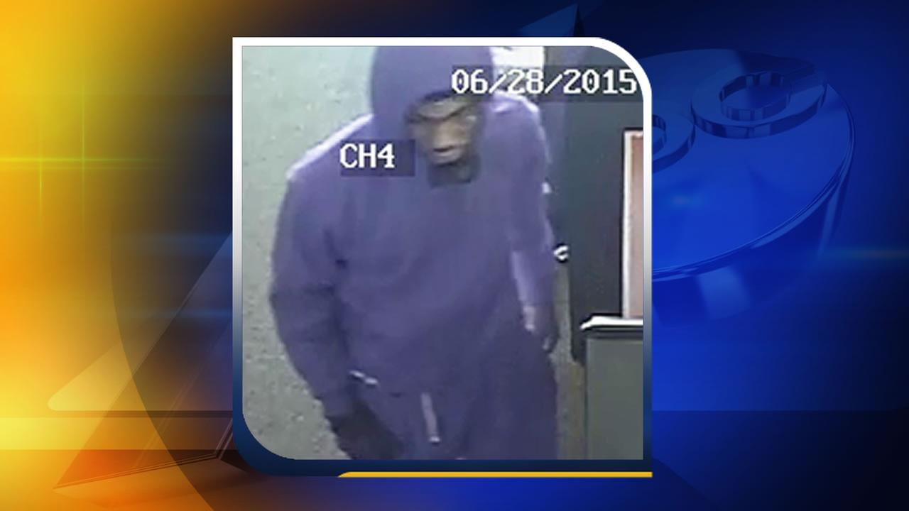 Sweepstakes parlor robbery suspect in Durham