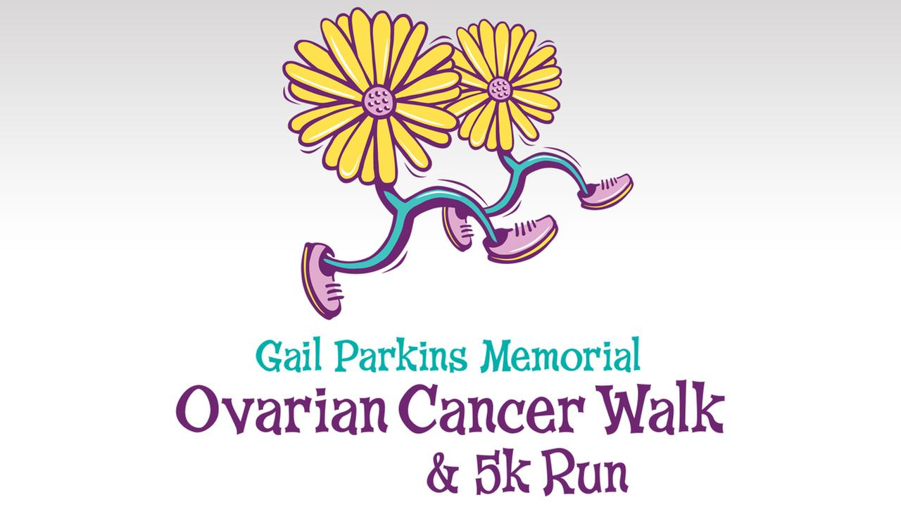 Gail Parkins Memorial Ovarian Cancer Walk and 5K Run