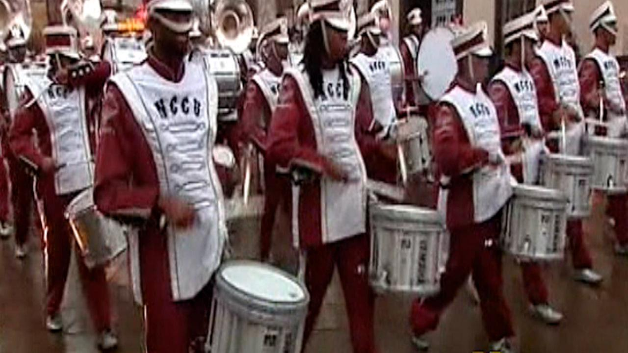 NCCU marching band generic