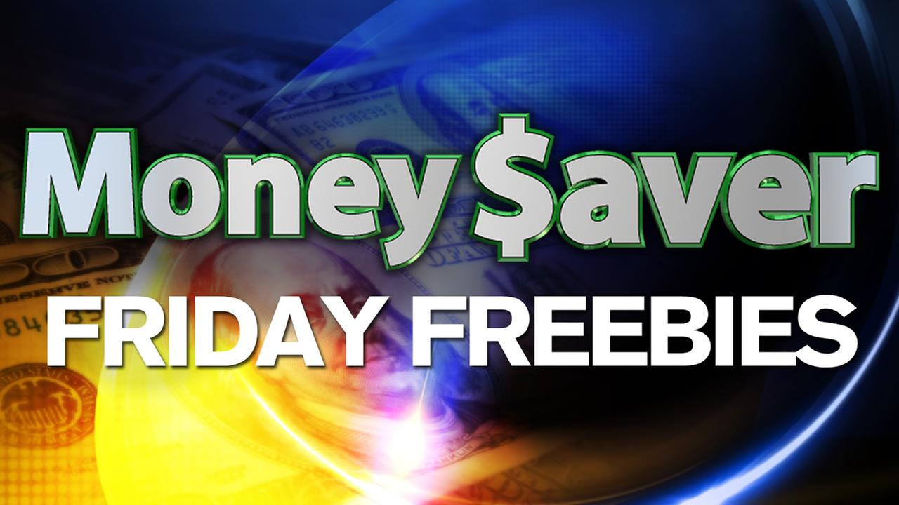 Moneysaver Friday Freebies