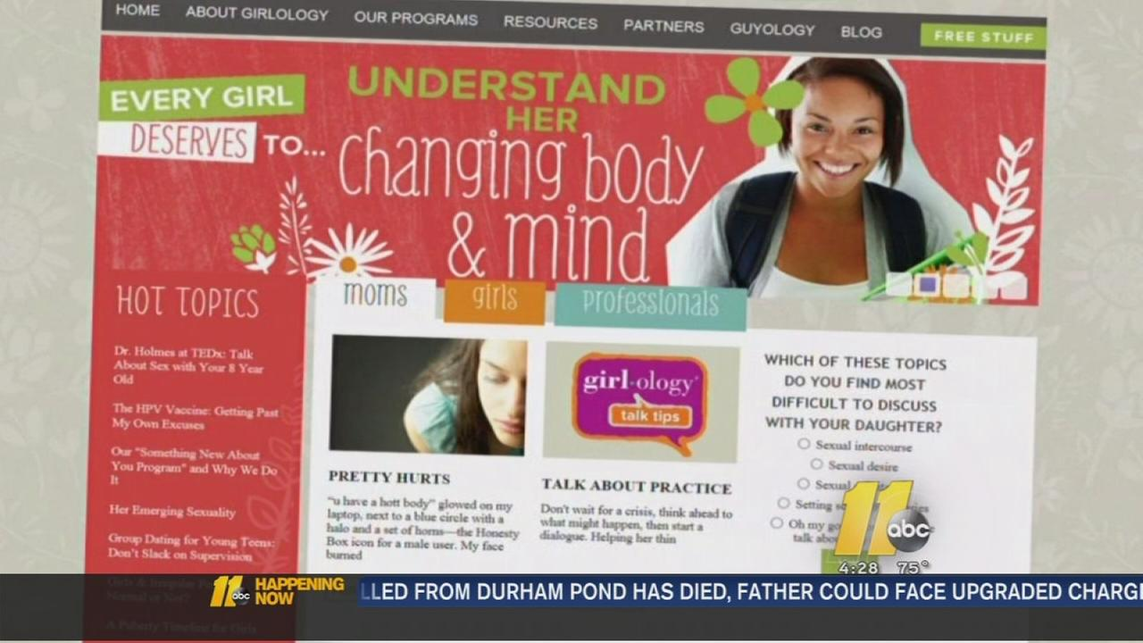 Free seminar for moms and pre-teen daughters