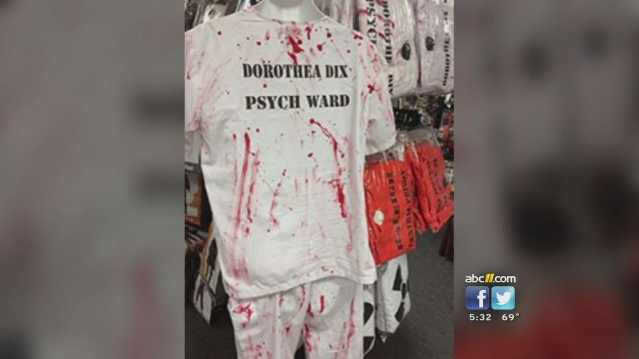 Halloween costume offends mental health advocates