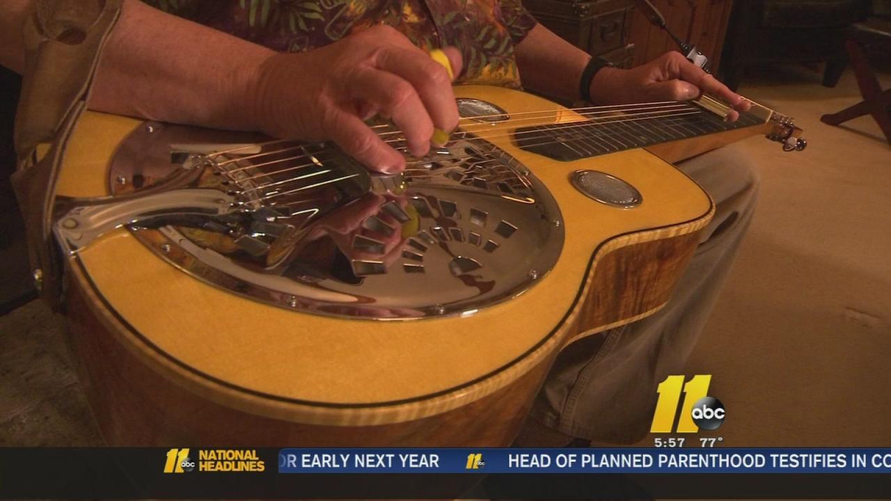 Wide Open Bluegrass: Whats a Dobro