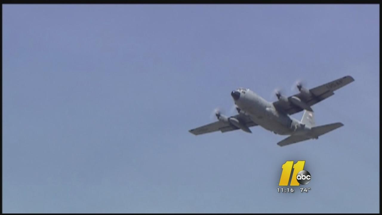 C-130s could stay at Fort Bragg
