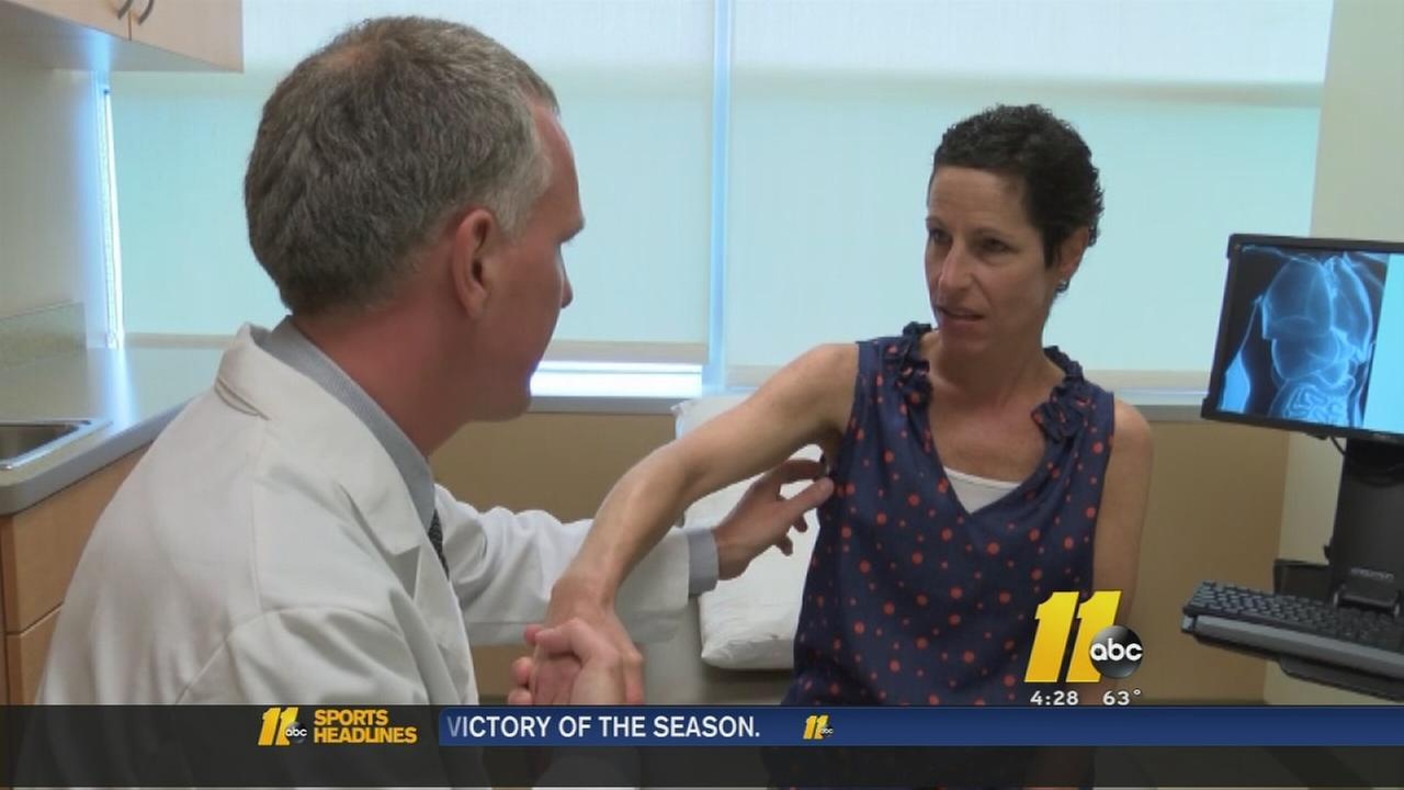Breast cancer survivors face challenges
