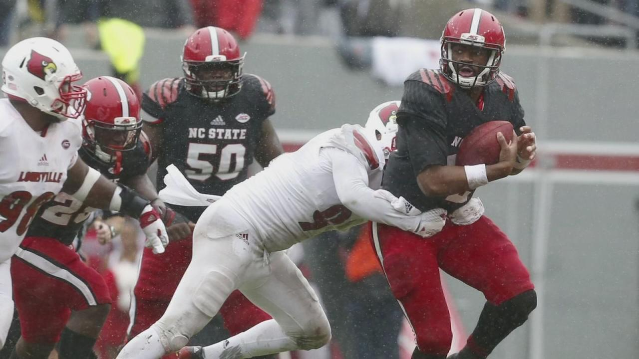 NC State falls to Louisville