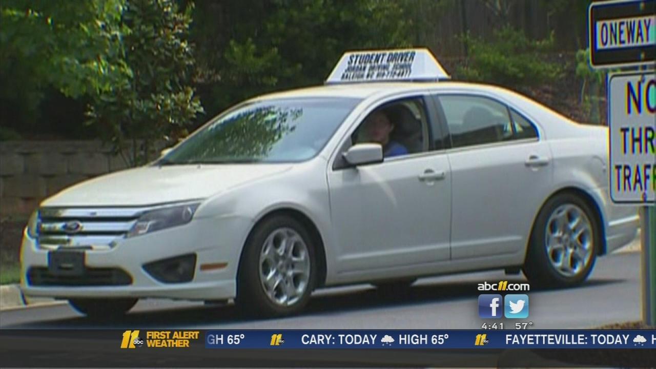 Drivers Ed program resumes