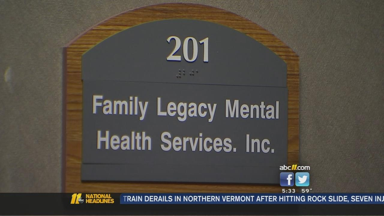 Mental health agency closes
