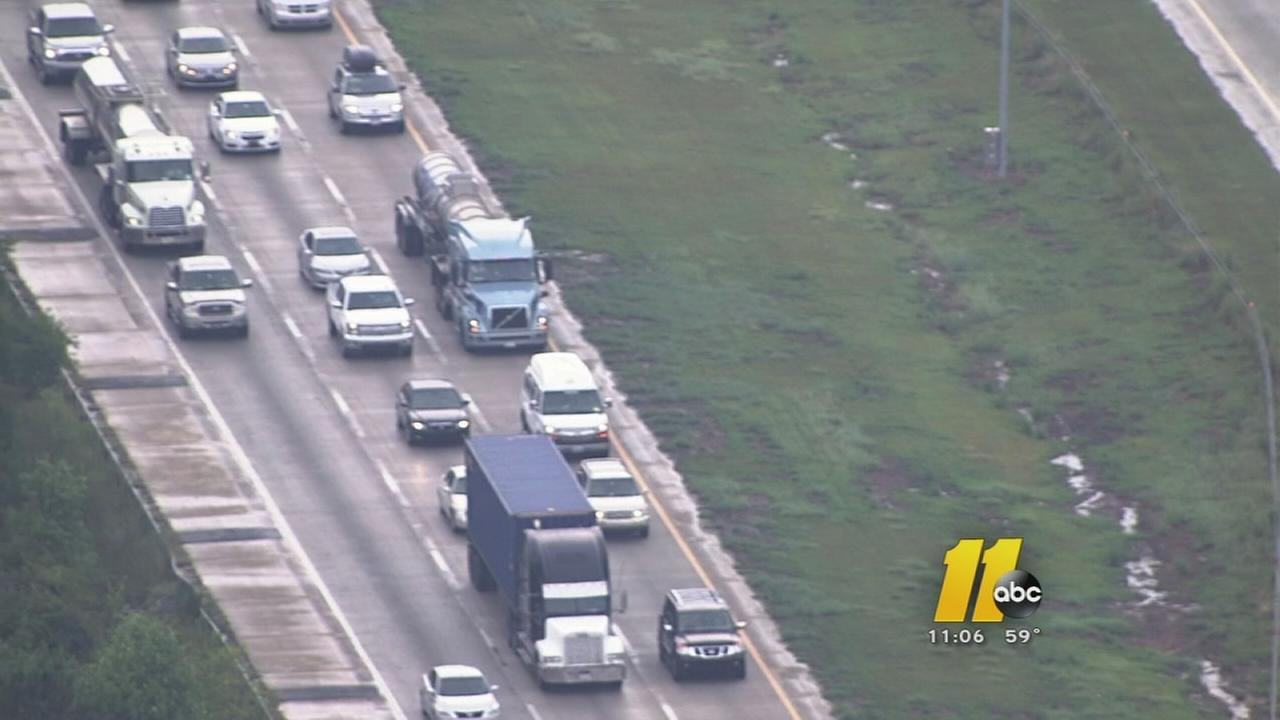 2-day journey for NC woman trying to get home
