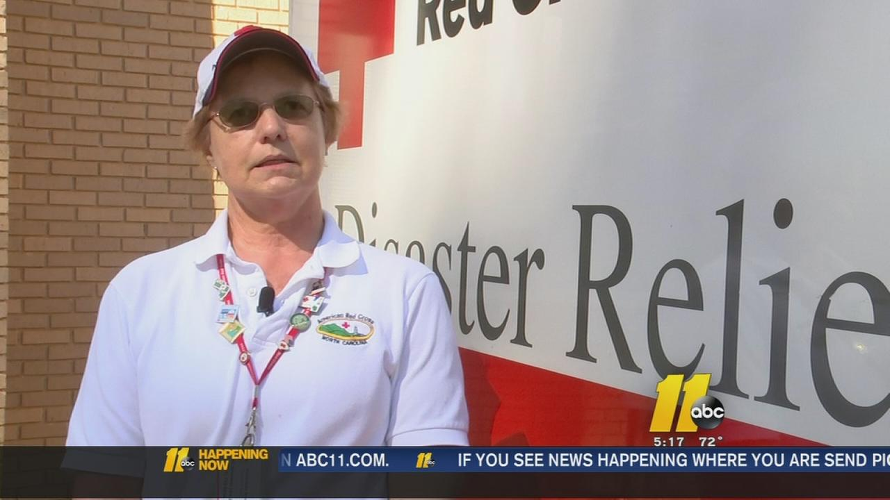 Local Red Cross to help SC flood victims