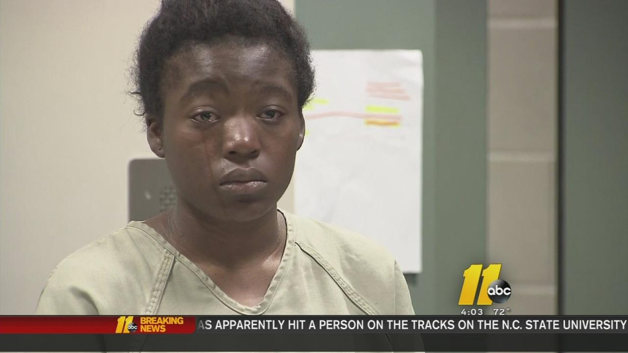 Mother charged with trying to smother 5-month-old baby
