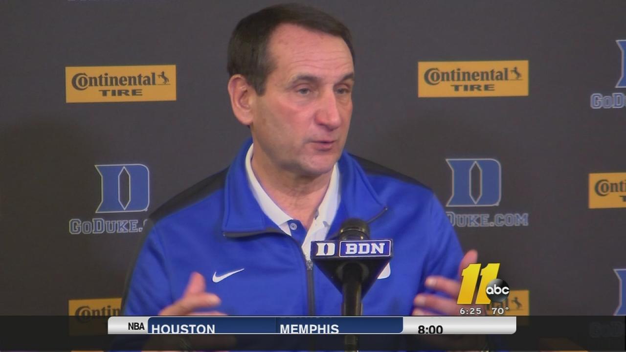 Duke media day