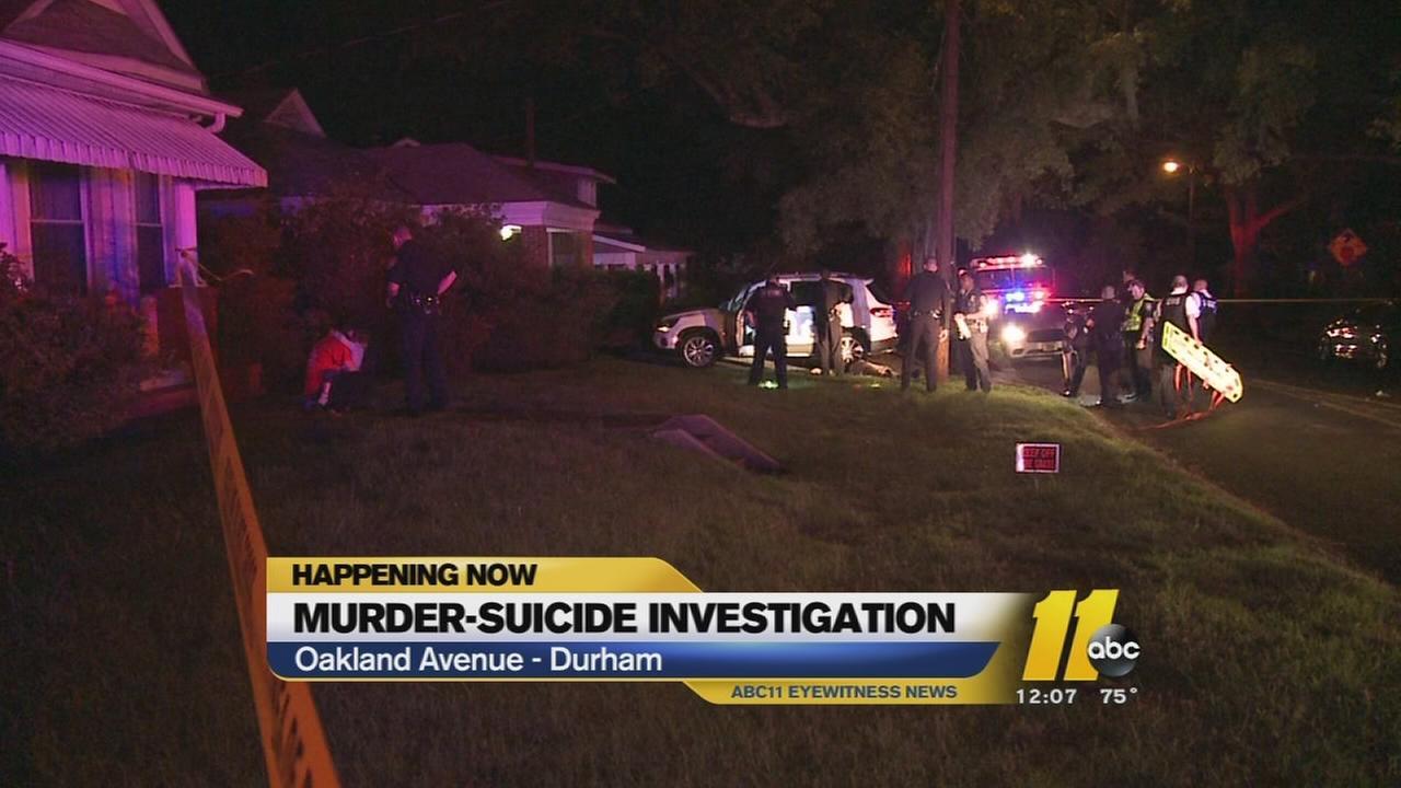 Murder-suicide investigation