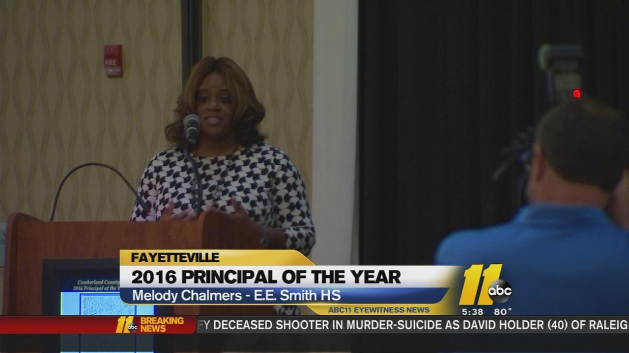 2016 Principal of the Year