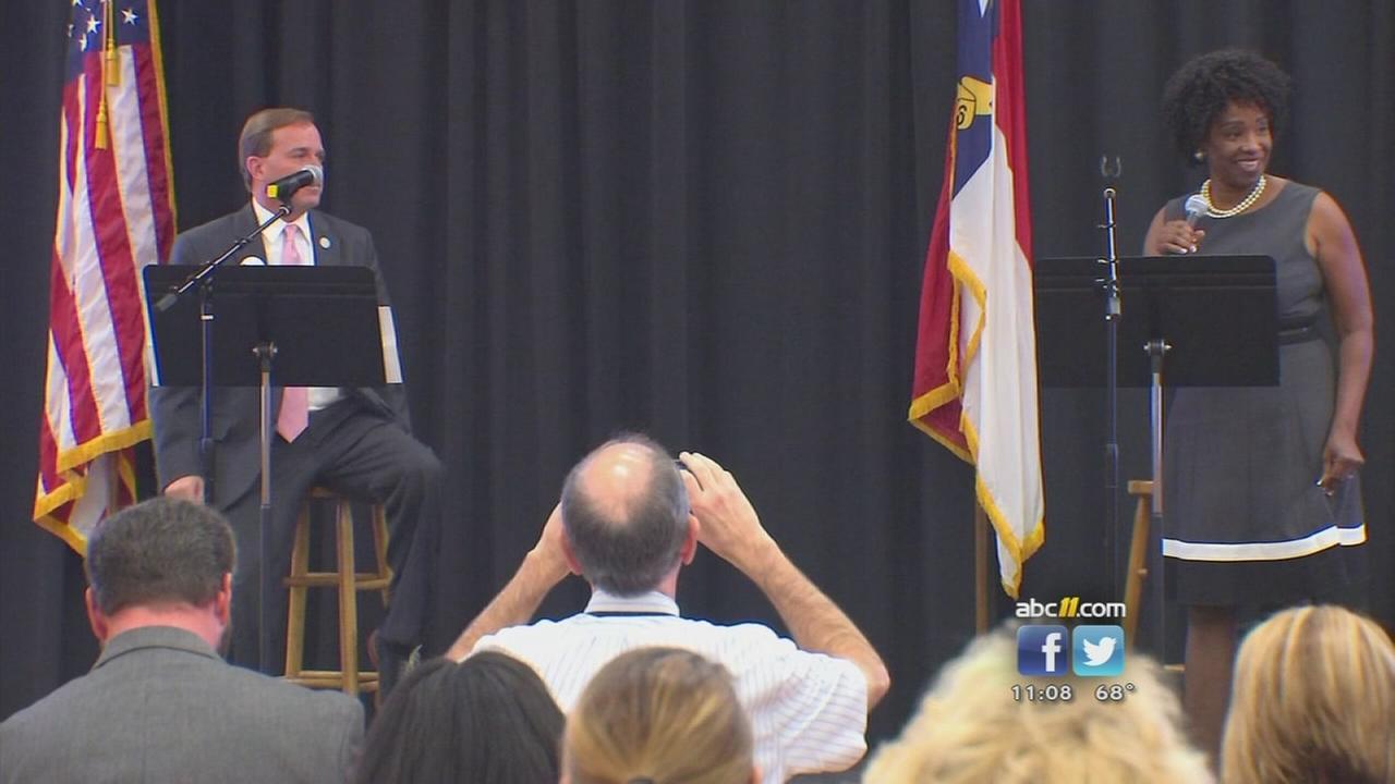Fayetteville mayor debate