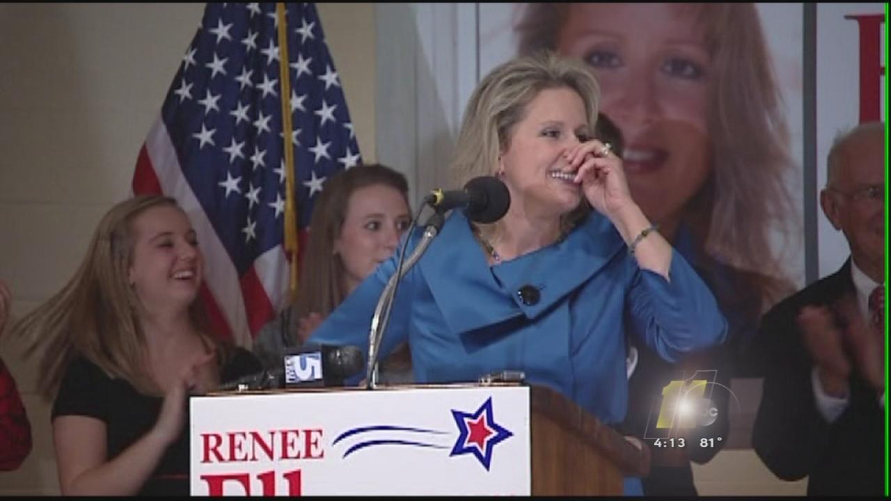Renee Ellmers address rumors