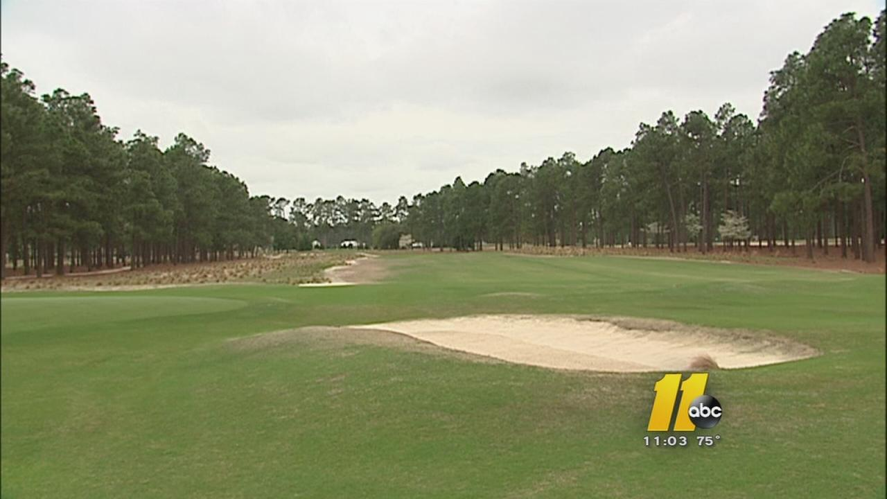 The U.S. Open in Pinehurst tees off Thursday.