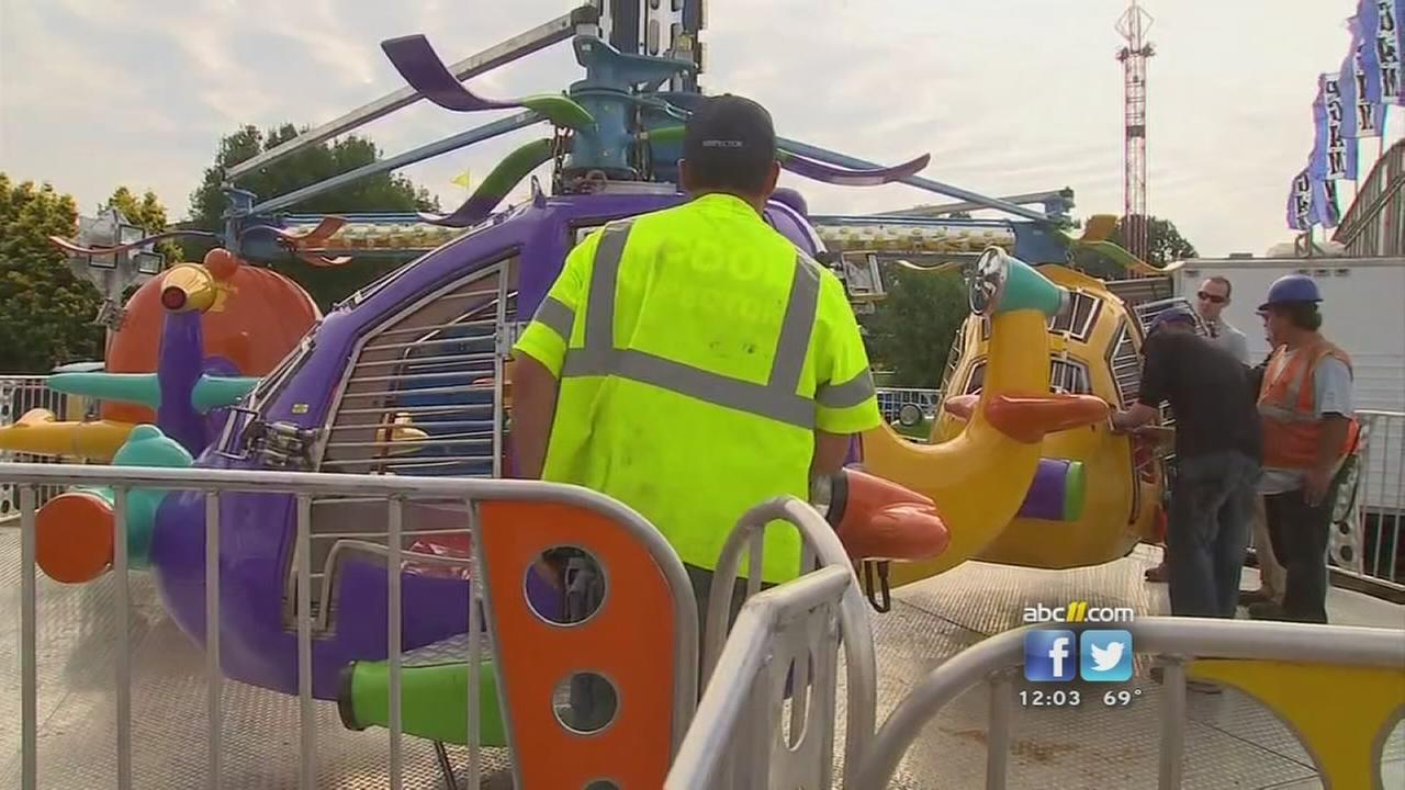 NC State Fair rides under higher scrutiny