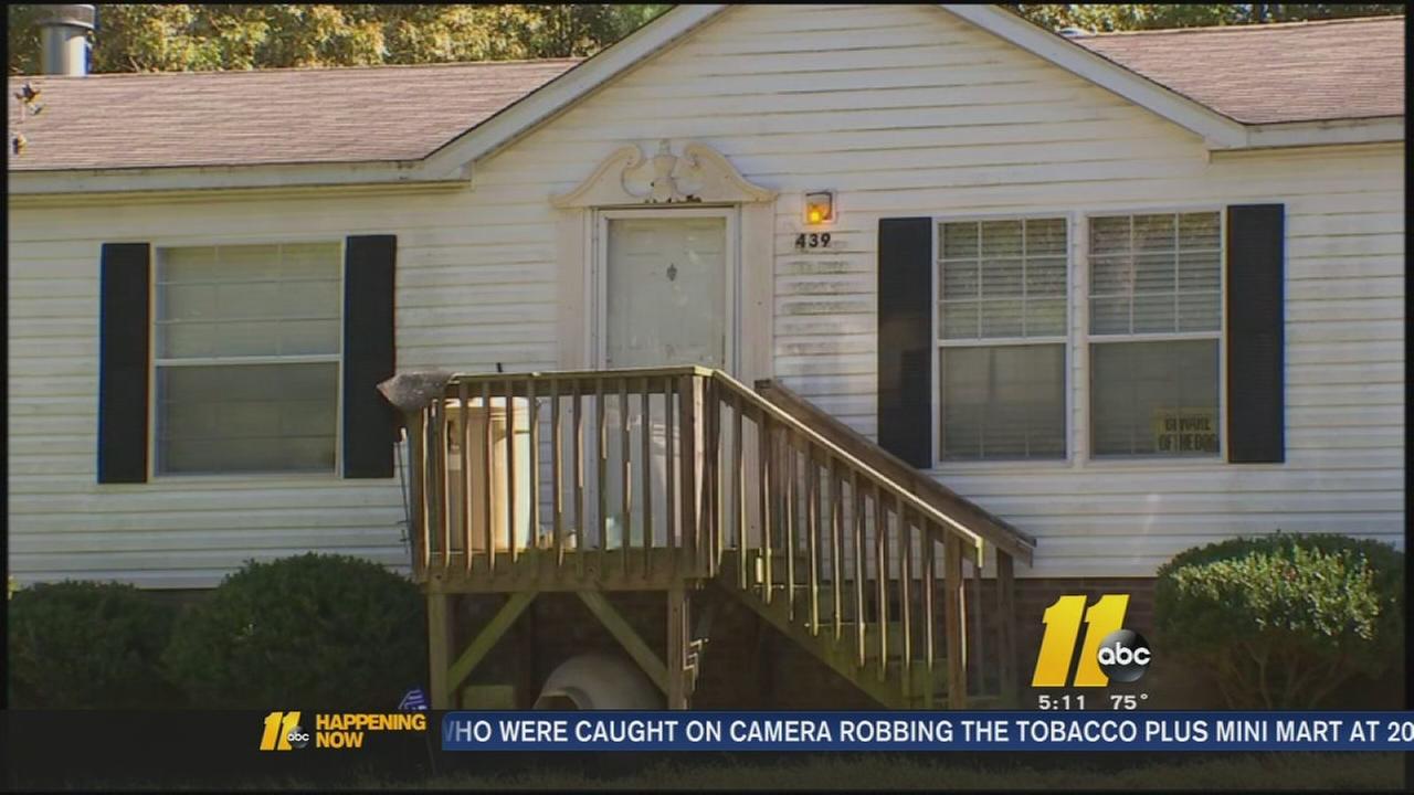 Dog attacks child in Johnston County