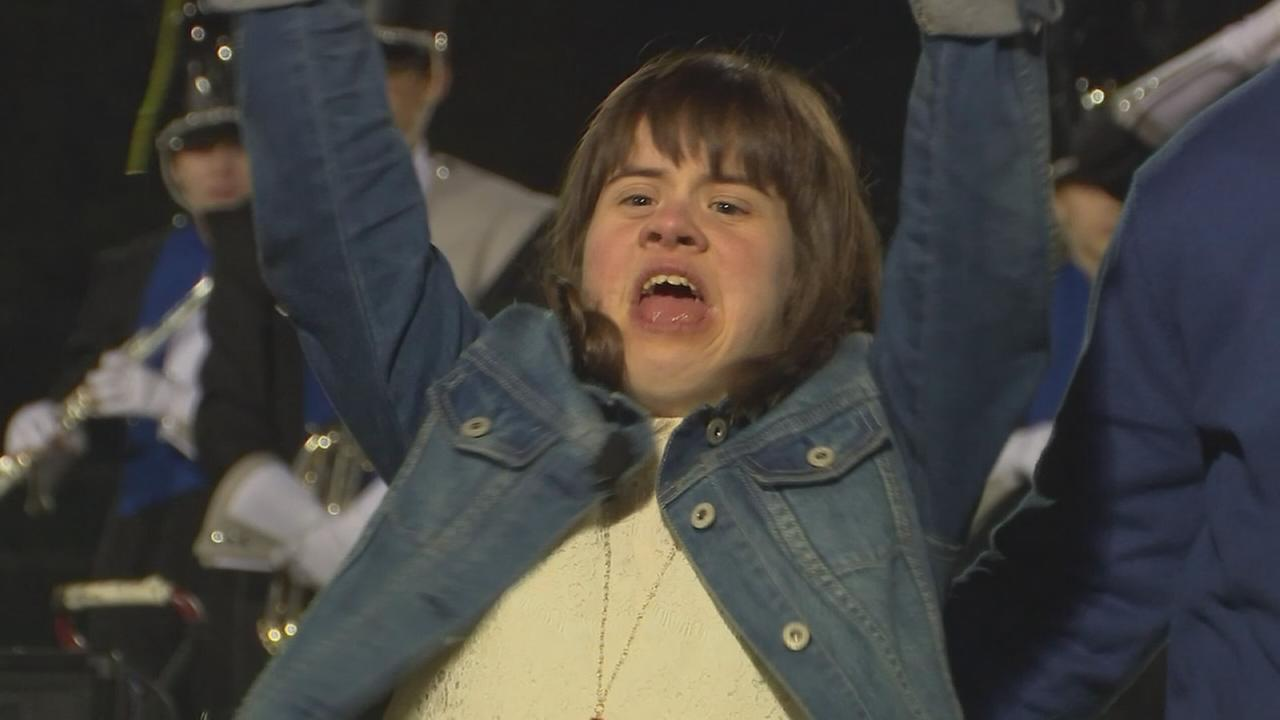 Special needs student voted homecoming queen