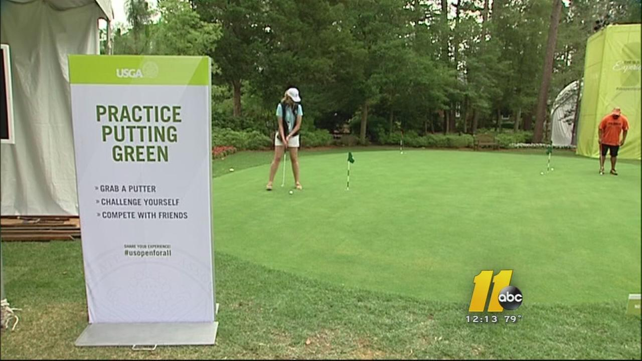 Pinehurst ready for U.S. Open