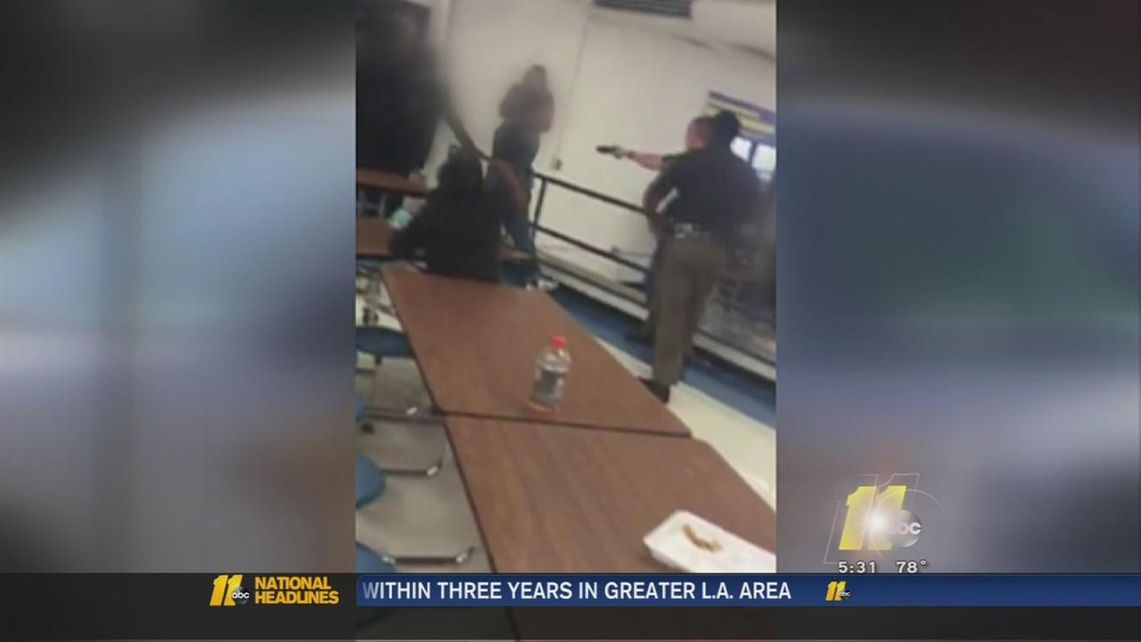 Deputies use Taser on student at Northern High School