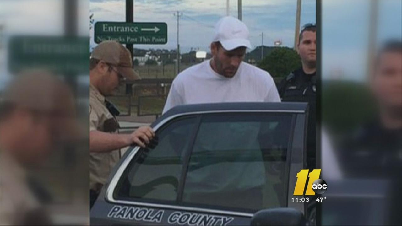 Wake Forest murder suspect captured in Mississippi
