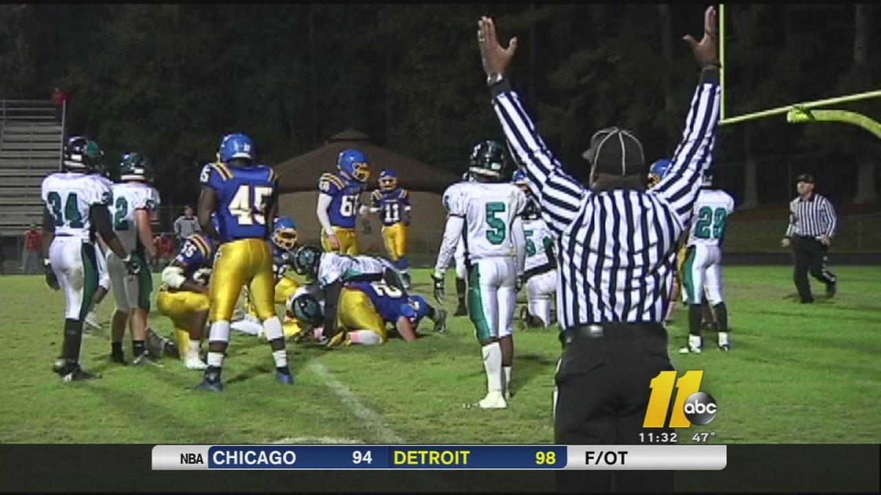 ncaa footvall friday night college football scores