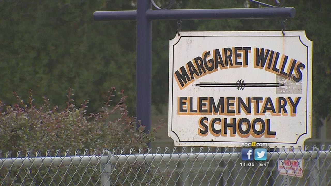 Mom says Fayetteville teacher hit son with can