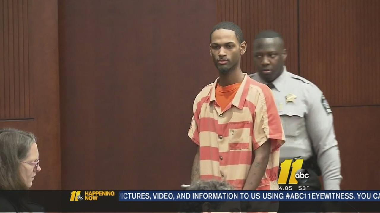 Second suspect faces judge in Raleigh mothers 2013 murder