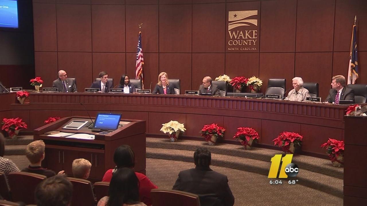 Wake Co may raise minimum wage