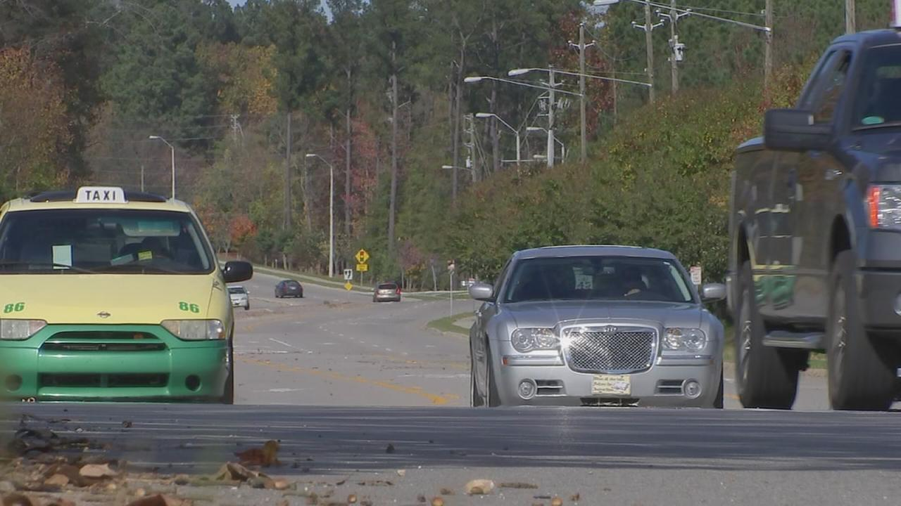 Concern about Raleigh's Perry Creek Road after 2 accidents involving ...