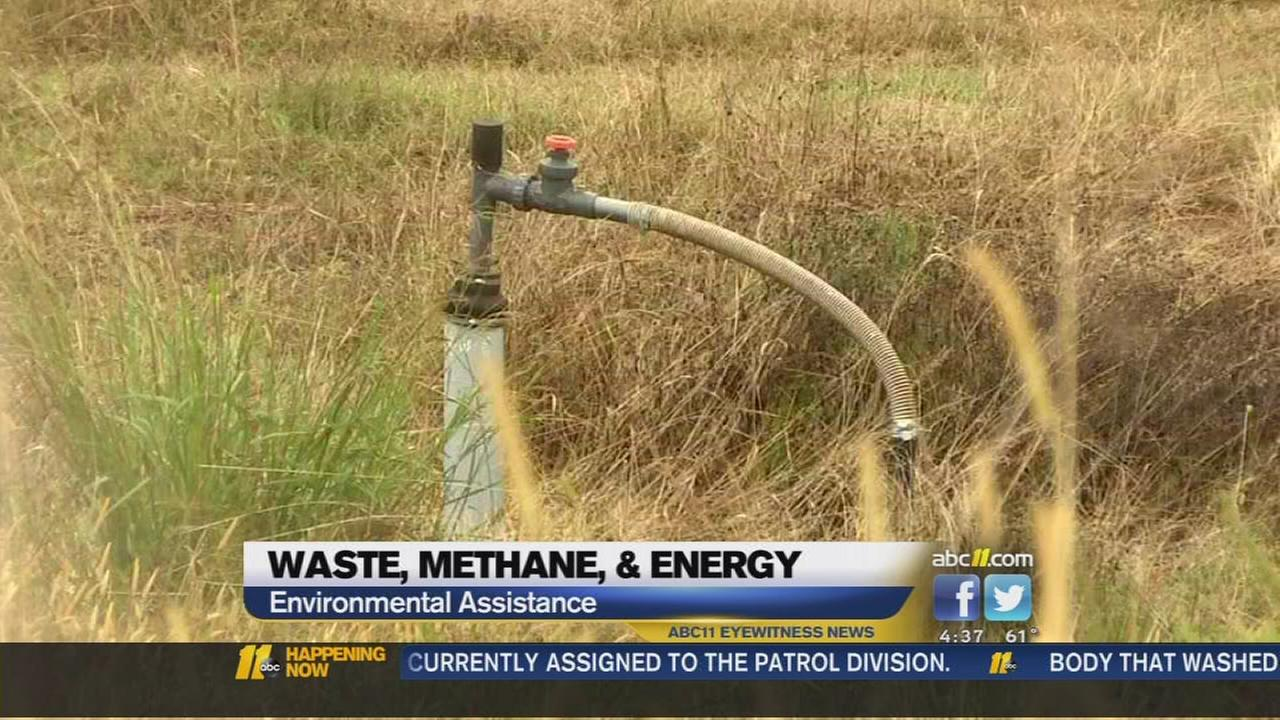Wake County landfills