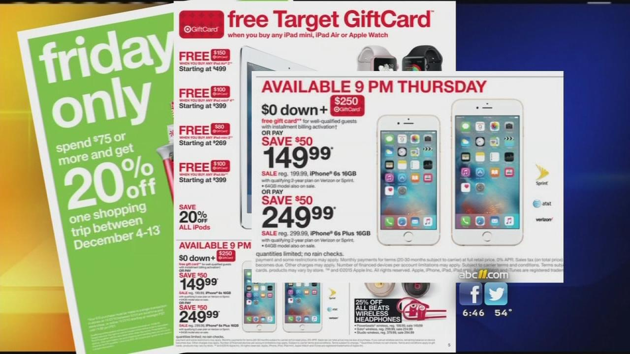 Retailers offer deals on Apple products