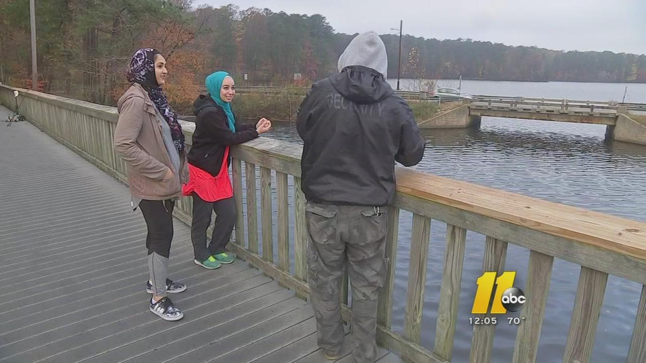 Local Muslims fear backlash