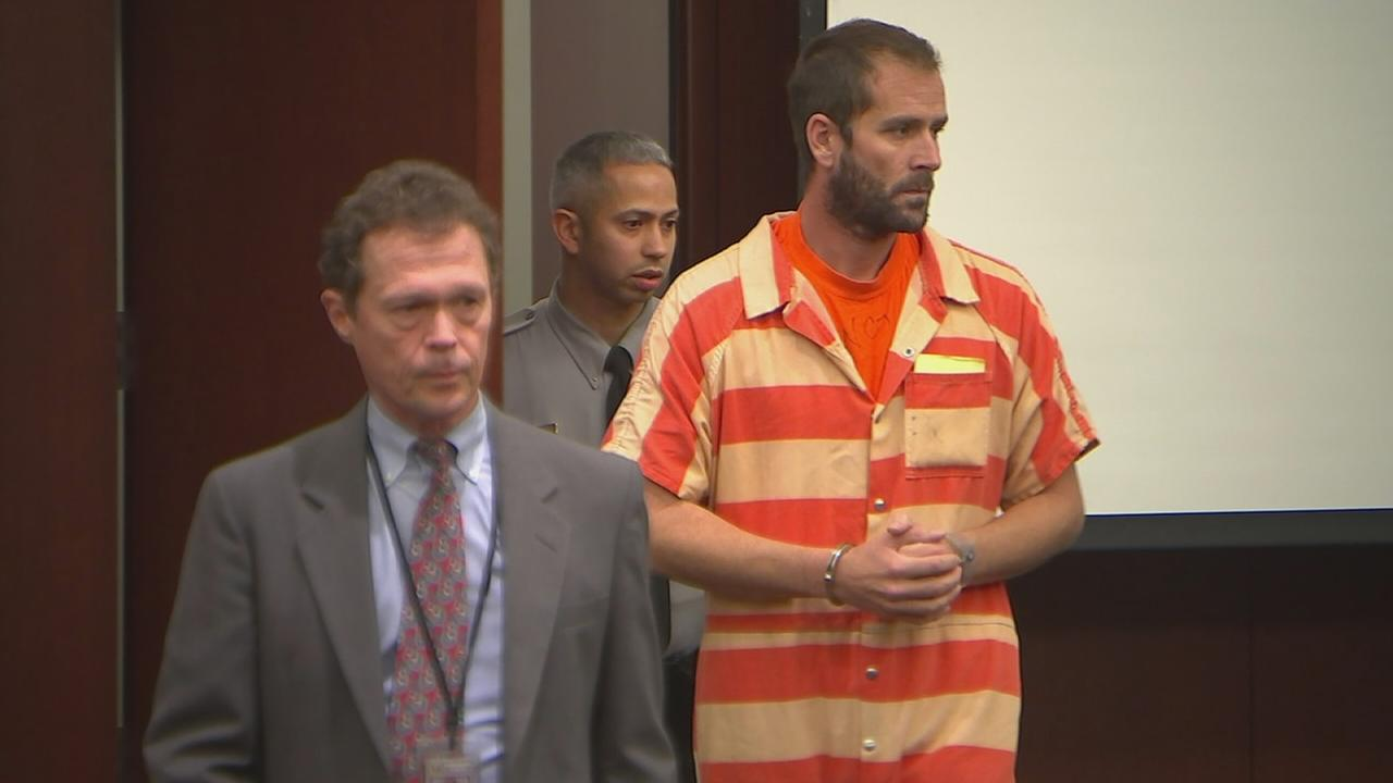 Lanson Stalf appears in court