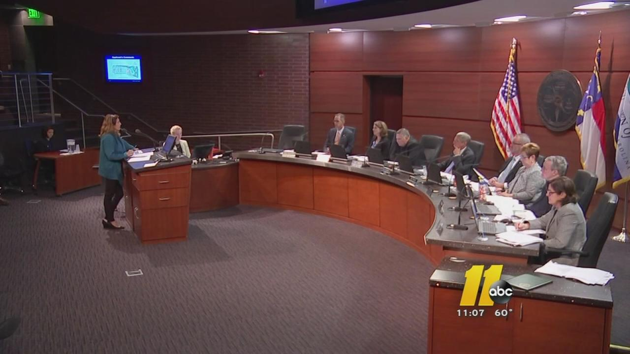 Cary residents opposed to new shopping center