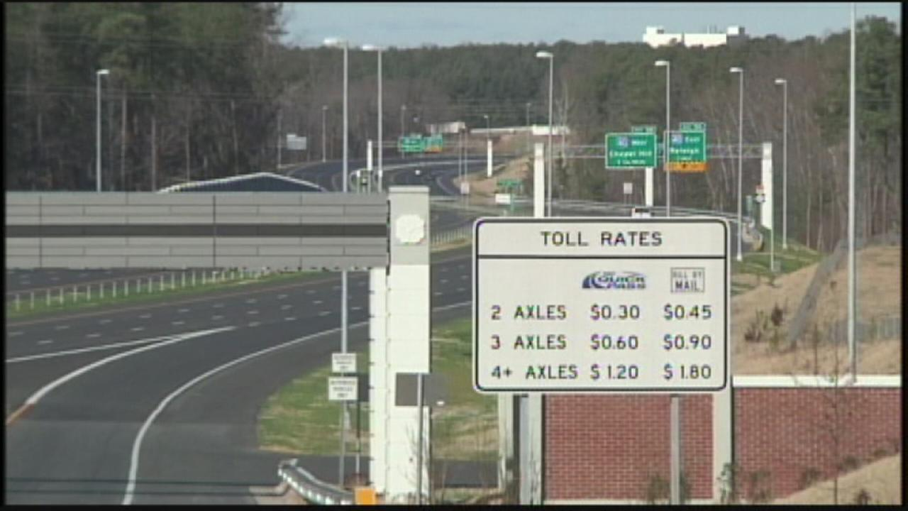 Watch out for this toll scam
