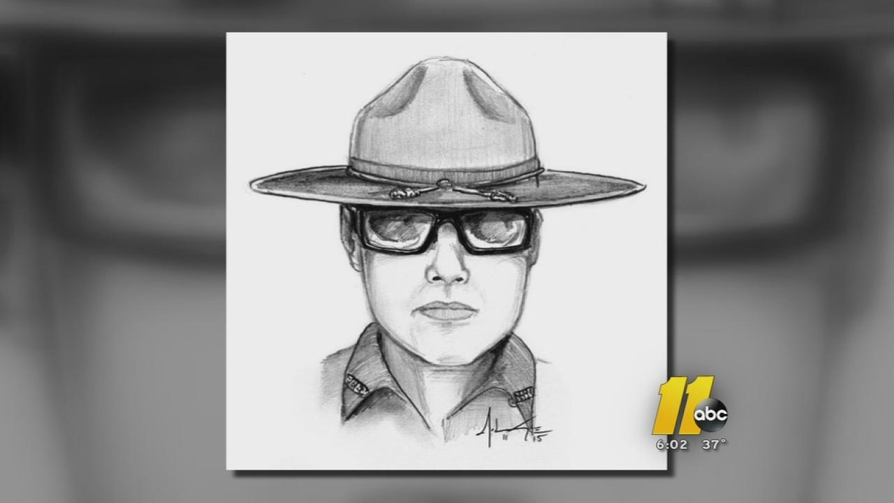Police hunting fake cop who sexually assaulted teen