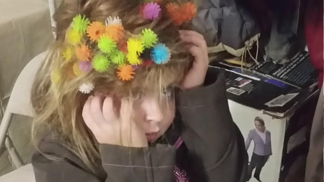 Parents upset with toy?s hair tangling potential